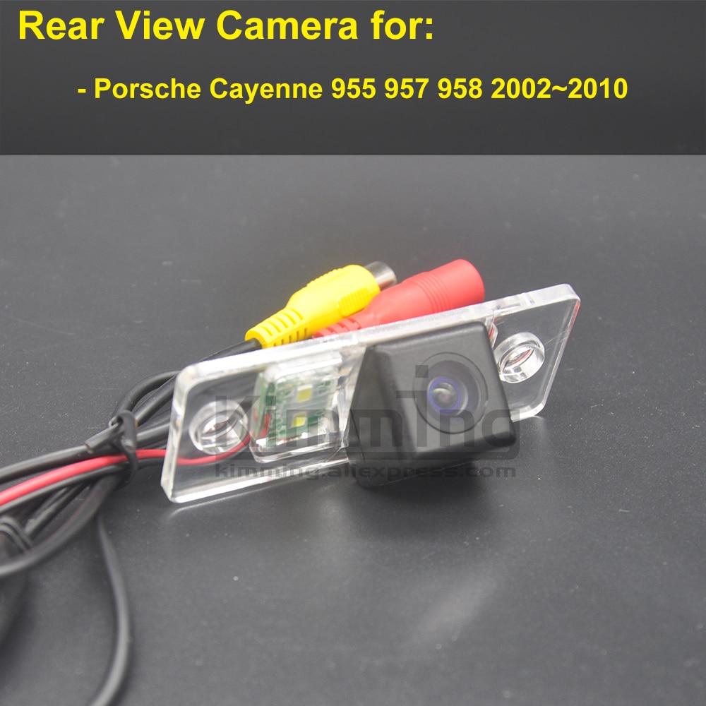 Car rear view camera for porsche cayenne 955 957 958 2002 2003 2004 2005 2006 2007