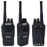 מכשיר הקשר Baofeng K5 מכשיר הקשר 5W UHF 400-470MHz תדר רדיו נייד Ham Radio סט Hf משדר Handy שני רדיו דרך (4)