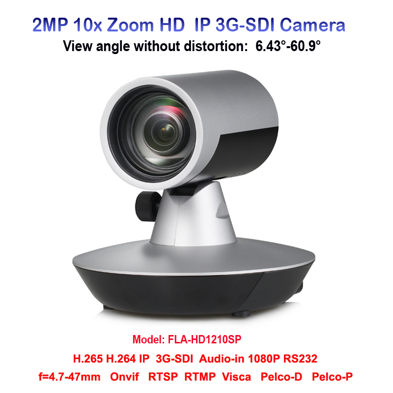 2MP 1080P 10x Optical zoom SDI IP HD Video Conference POE Camera with Audio input RS232 Data function 2mp auto tracking ptz video audio education camera double lens with 2ch hd sdi lan rs232 for panoramic video teacher lecturer