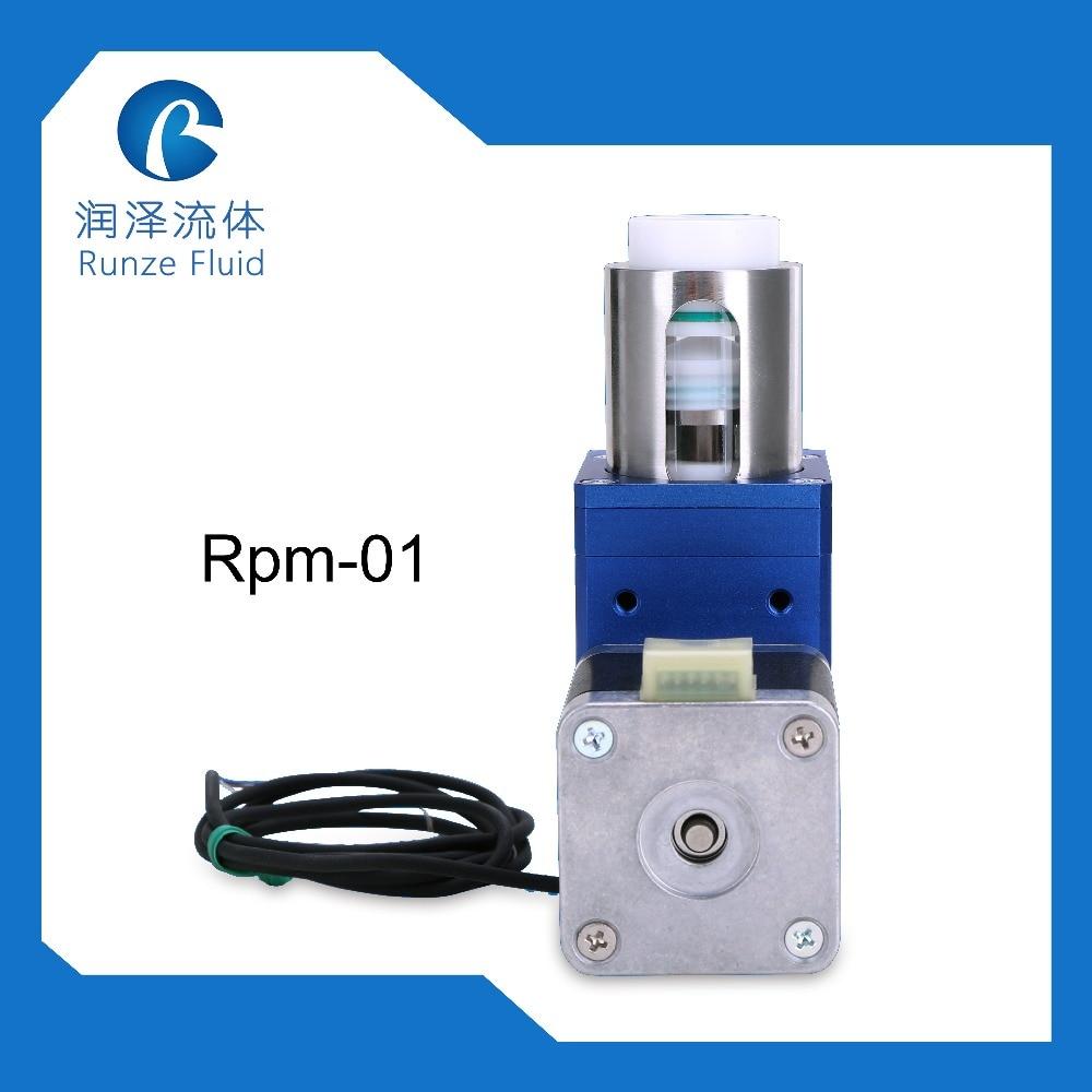 High Precision Continuous Liquid Dispensing Syringe Pump 1-360ml/min