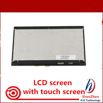 13.3 LCD Touch Digitizer Replacement Assembly for HP Spectre X360 13-AF Series Laptop LED Display Assembly