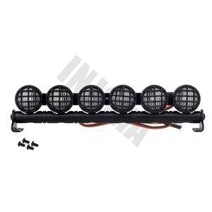 Image 2 - Barra de luz LED multifunción de 152MM para RC Crawler Traxxas TRX 4 TRX4 D90 Axial SCX10 90046