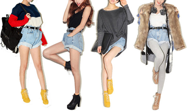 966fb903e 2040 Ladies Women Girls Retro High Waisted Oversize Crimping Boyfriend  Jeans Pants Shorts-in Jeans from Women's Clothing on Aliexpress.com |  Alibaba Group
