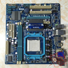 100% оригинальный am3 материнская плата для gigabyte ga-880gm-d2h с роскошный высокого класса интегрированные графические секунд 880 г