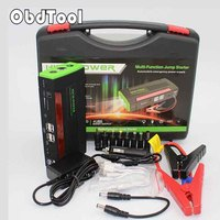 NEW 68800mah Car Jump Starter Mini Portable Emergency Charger For Petrol Diesel Car Mobile Power Supply