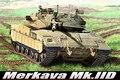 Академия модель 13286 1/35 маштаба меркава mk. Iid пластиковая модель комплект