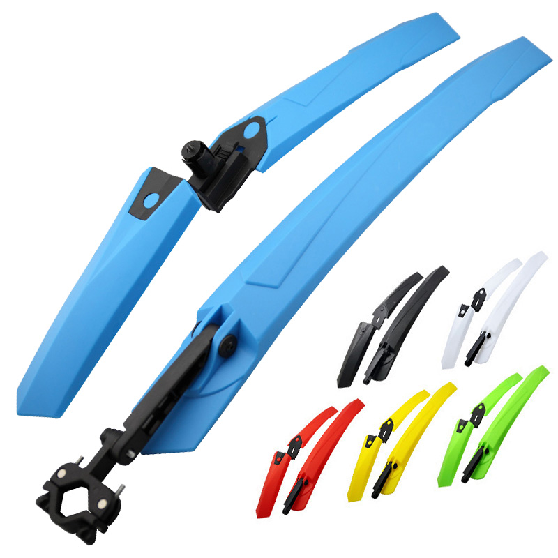 Bicycle Fender Set Quick-release Mountain Bike Front Rear Mudguard With Installation Tools Cycle MTB Road Bike Wings Mudguard