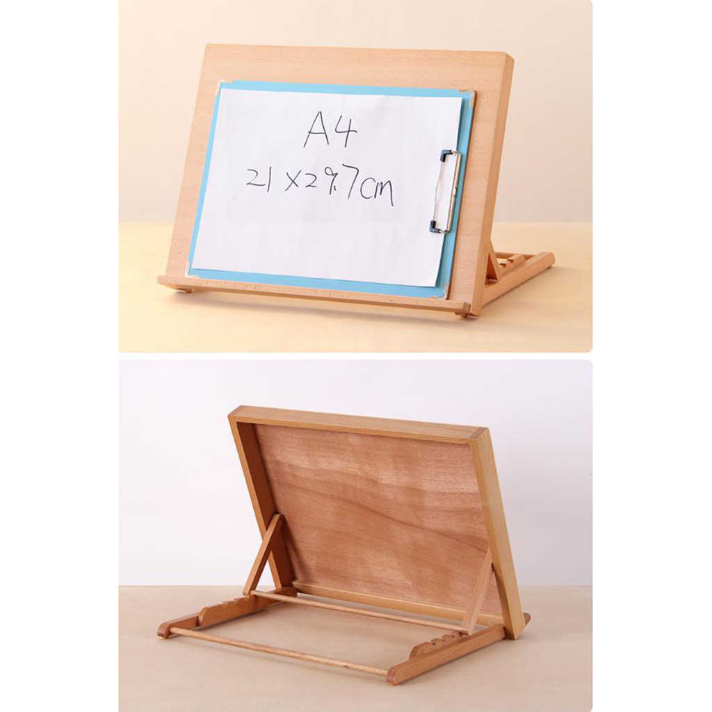 Workstation Wooden Drawing Board Artist