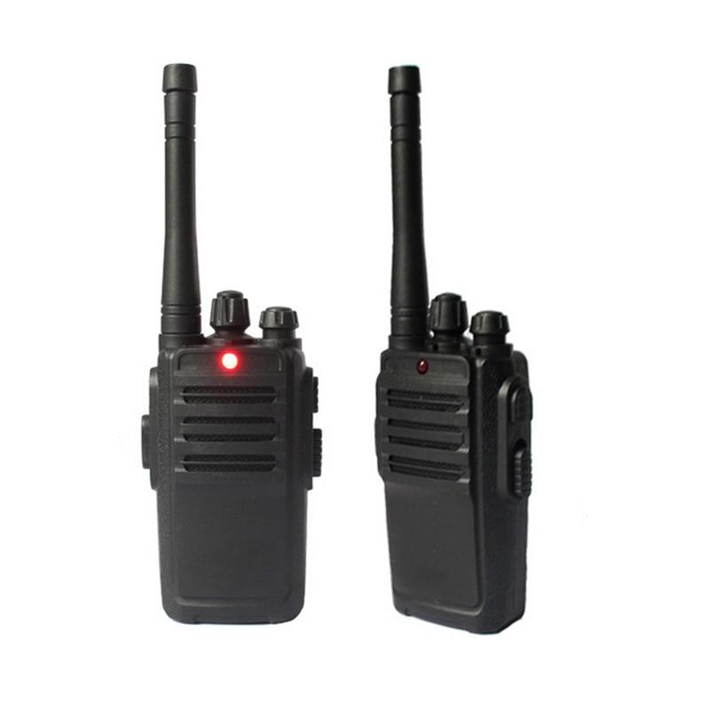 2 Pcs Portable Mini Walkie Talkie Kids Radio Frequency Transceiver Ham Radio Children Toys Gifts -17 M09