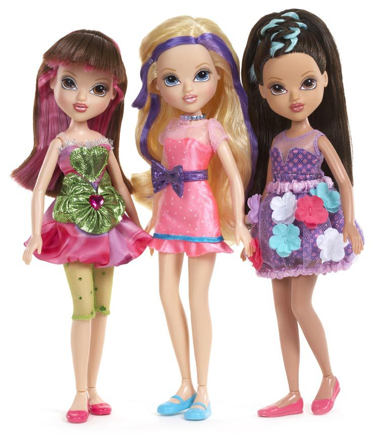 Moxie Girlz Brush Their Hair Girl Toys Girl Princess Baby