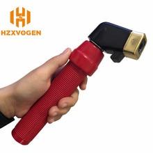 HZXVOGEN дуговой сварщик 400A держатель электрода сварки MMA сварочные аксессуары держатели дуговой сварки