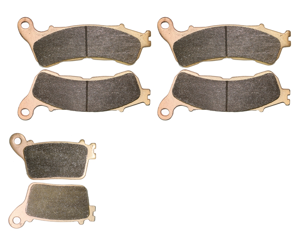 Brake Shoe Pads set fit for HONDA CB600 CB 600 F Hornet A7 ABS 2007 2008 2009 2010 2011 2012 2013 2014 2015 brake shoe pads set fit yamaha xp500 tmax tmax500 xp 500 t max abs non abs 2008 2009 2010 2011 2012