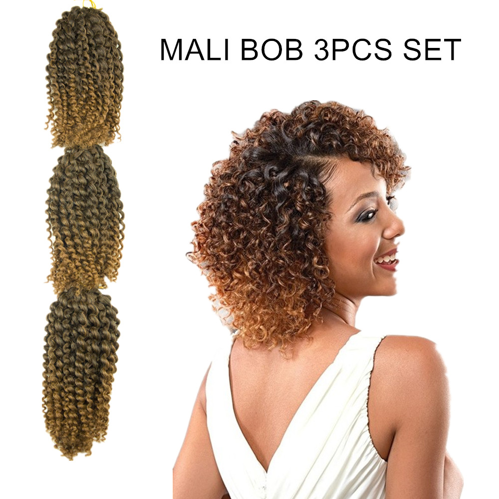 Aliexpress Hot Sale Synthetic Braiding Hair Ombre Mali Bob ... - photo #45