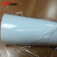 High Quality White release 3 Layers Transparent Car Paint Protection Film Vinyl Wrap Car Body Paint Protective Sticker Wrapping