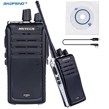 2X Walkie Talkie NKTECH BF-888S V1+ VS baofeng bf-888s 5W 16 Channels 50 CTCSS Transceiver+Cable ham radio