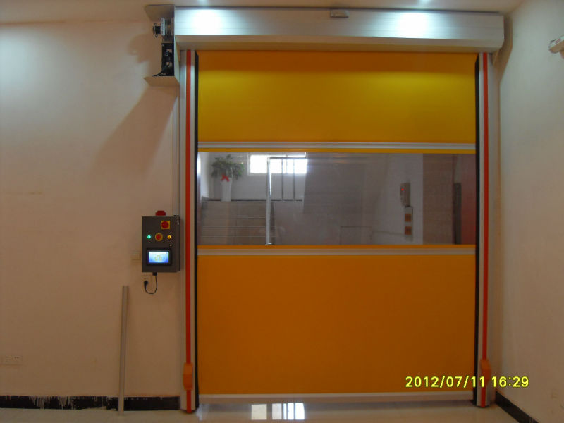 High Quality Exterior Doors Jefferson Door: High Quality Interior Rapid Rolling Door/high Speed Door