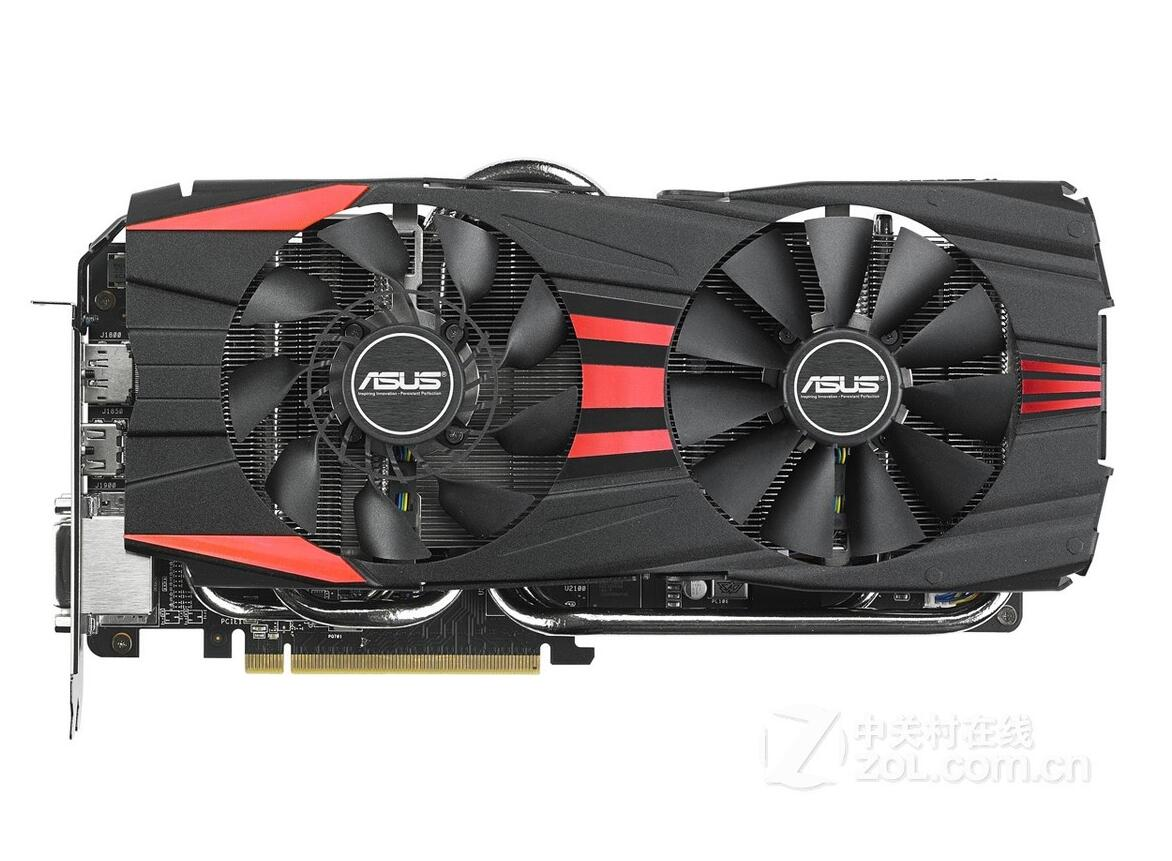 ASUS R9 290 4G R9 290-DC2OC-4GD5 Game Graphics