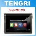 Unlocked Novatel MiFi 2 (MiFi 5792) Global Mobile HotSpot 100Mbps 4G LTE Touchscreen Mobile Hotspot 4G LTE Band 4/17 (700 / AWS