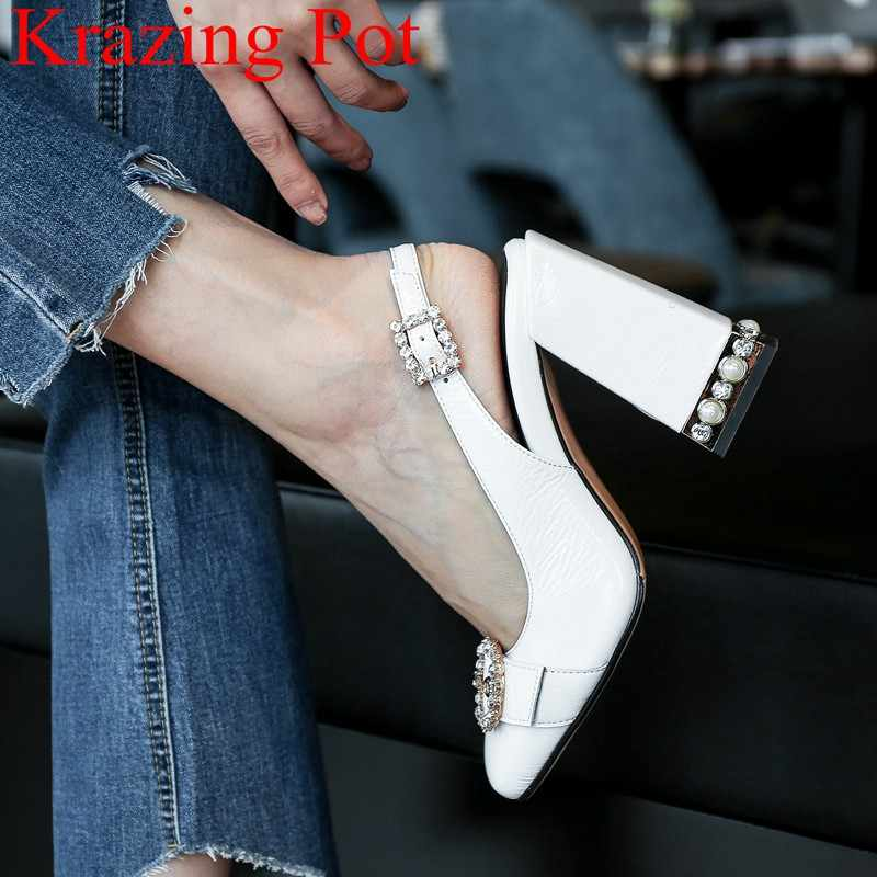 9815ea303a Detail Feedback Questions about 2019 fashion shallow high heels ...