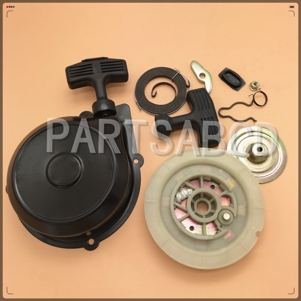 HAND RECOIL STARTER PULL STARTER With Repair Kits CF MOTO CF500 CF188 PARTS  NO. 0180 092200-in ATV Parts & Accessories from Automobiles & Motorcycles  on ...