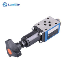 hydraulic directional control valve ZDR6DA1-30/210YM superimposed pressure reducing valve hydraulic system hydraulic directional control valve dr30 1 30 315ym pilot operated pressure reducing valve hydraulic system