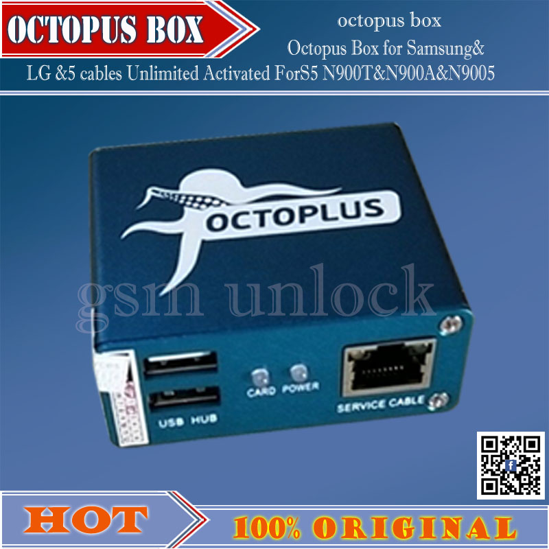 US $184 0  Octopus/octoplus box Full activated for LG and for Samsung 5  cables including optimus Cable Set Unlock Flash & Repair Tool-in Telecom  Parts