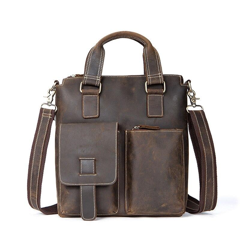 Fashion Crossbody Bags Men Bag Men s Genuine Leather Handbags Casual Laptop Shoulder  Bag Male Messenger Bag Leather Handbag NEW - aliexpress.com - imall.com f2c3b3fe80a7b