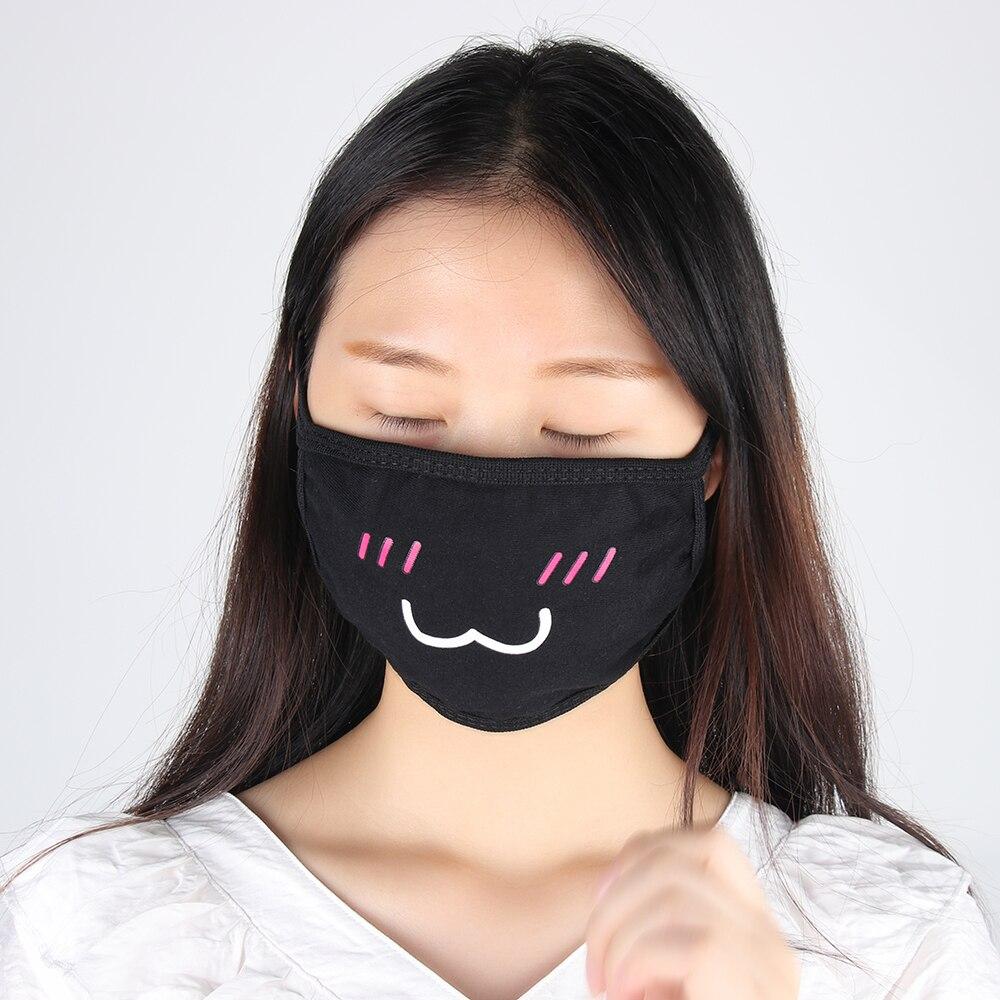 Оригинальные улыбки фото на масках