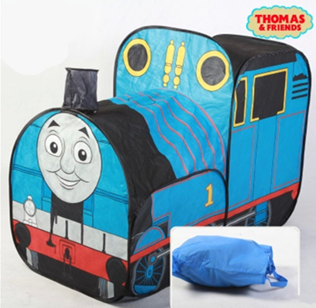 Thomas train children tent toy ball pool indoor outdoor play tent Game Room kids tent baby  sc 1 st  AliExpress.com & Thomas train children tent toy ball pool indoor outdoor play tent ...
