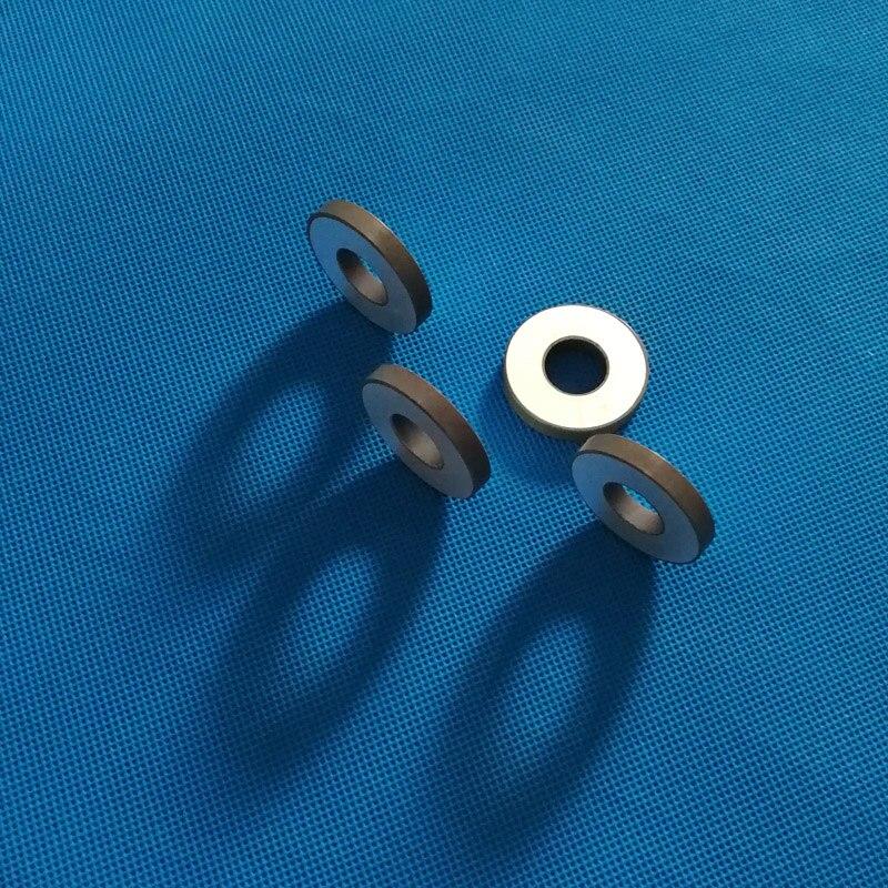 Piezoelectric Ring 35*15*5.5mm-PZT4 Piezo Ceramic Bolt-clamped Ultrasonic Cleaning Transducer Ultrasonic Piezo Sensor