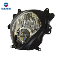 waase GSX R1000 K7 K8 Front Headlight Headlamp Head Light Lamp Assembly For Suzuki GSXR 1000 2007 2008