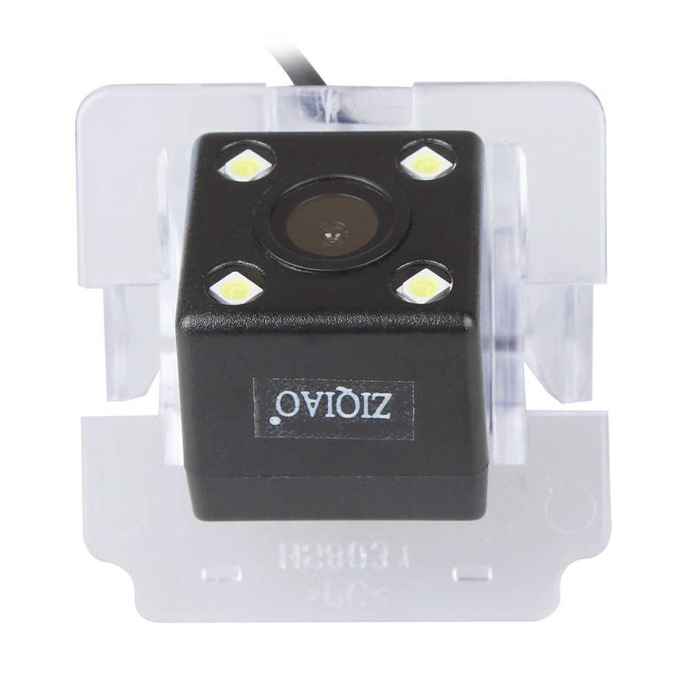 Caméra de vue arrière de voiture pour Mitsubishi Outlander étanche caméra HD caméra auxiliaire de véhicule de stationnement HS026