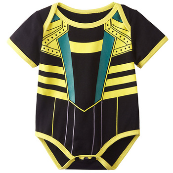 Neonati maschi Il Loki Costume Divertente Infantile Breve Tuta Del Manicotto