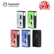 Klaring Originele Joyetech ESPION Tour Mod Output 220W Wattage POWER/TEMP (NI/TI/SS) /TCR Modus Elektronische Sigaret(China)