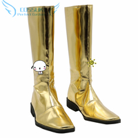Power Rangers Cosplay Shoes Boots Professional Handmade Perfect Custom For You
