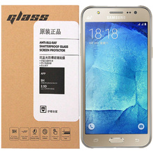 Retail Package Premium Screen Protector For Samsung Galaxy S7 Glass Tempered S3 S4 S5 S6 S7 Grand Prime Explosion Proof Film