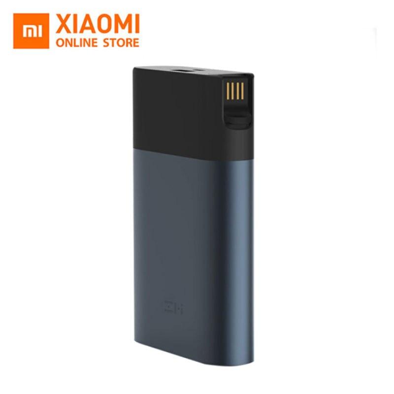 Original nouveau Xiaomi ZMI M885 10000 mAh mifi 3G 4G routeur répéteur Wifi sans fil avec batterie externe Mobile 5 V/10000 mAh QC2.0