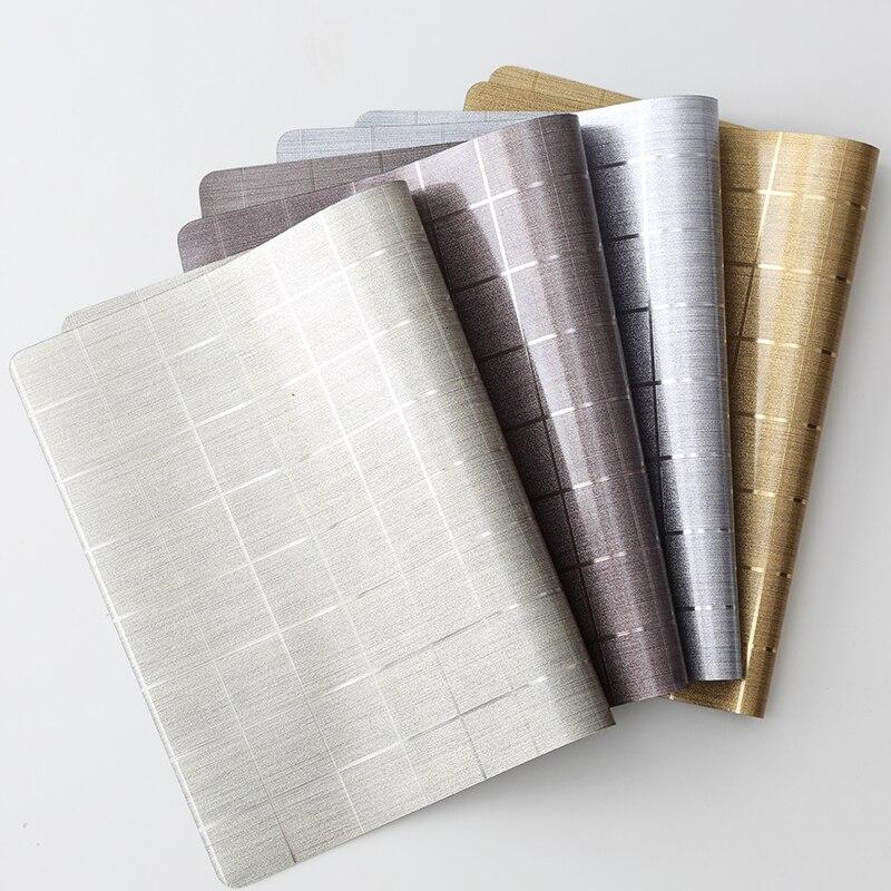 Napperon européen antidérapant en PVC 4 pièces tampons isolants imperméable à l'huile en plastique Restaurant table tapis résistant à la chaleur caboteur