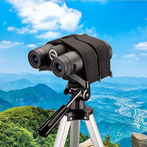 Universal Bino Binocular Tripod Mount Adapter (Rack Rest), Black