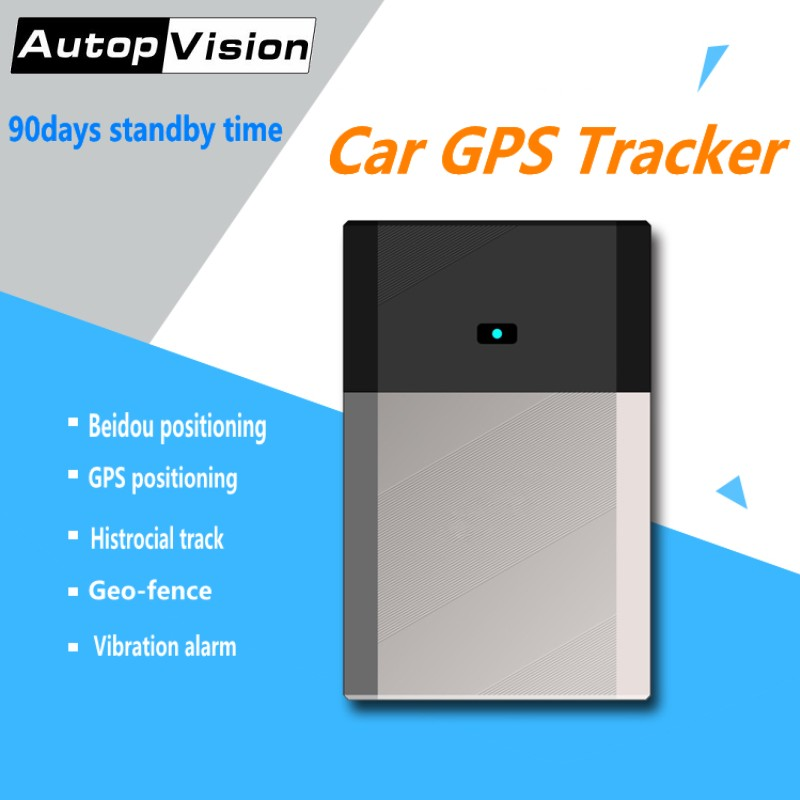 A11 Mini GPS Tracker Strong magnetic vehicle Car Motorcycle GPS tracker with Smart Geo-Fence Function Realtime Tracking Locator gt06 mini gps vehicle tracker black