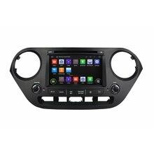 """KLYDE 7 """"2 Din Android 8,1 coche Radio para Hyundai I10 2014-2015 de Audio de coche 2 + 16 GB reproductor Multimedia estéreo para coche DVD enlace espejo"""