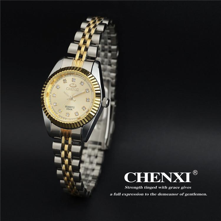 Couples Quartz Watch, Men's & Women's Watches, 30m Waterproof Wristwatches 15