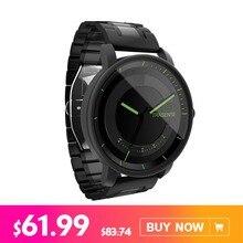 Smart Quartz Watch Smartwatch Milanese Stainless Steel Strap Call Reminder Smart Watch