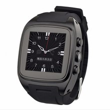 2016 ursprüngliche Klassische PW306 Smartwatch Tragbare Geräte X02 Smart Uhr Android telefon Kamera 3G SIM GPS Uhr Intelligente Elektronik