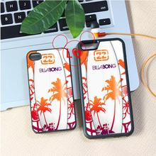 Billabong Surfboards Sunset Surf fashion cover case for iphone 4 4s 5 5s 5c SE 6 6s 6Plus 6S plus 7 7plus #A2589