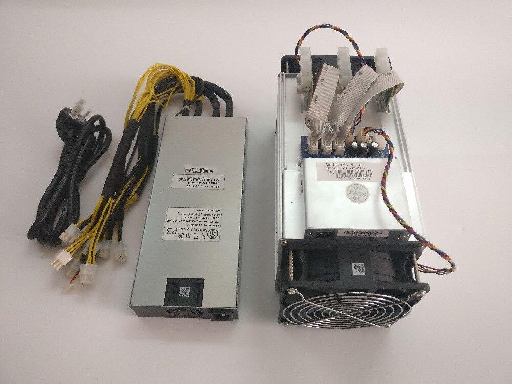 Used The Asic Bitcoin BTC Miner WhatsMiner M3 10.5t-11.5t 0.18 kw/TH Better Than Antminer V9 S7 D3 L3+,Economy Miner 2