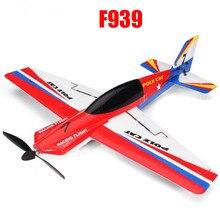 2015 Mais Novo controle remoto brinquedos F939 avião rc 2.4G RTF 4CH rc avião avião de controle remoto elétrico brinquedos eletrônicos
