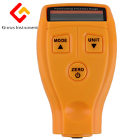 GM200 Digital Automotive Coating Ultrasonic Paint Iron Thickness Gauge Meter Tool Measuring Range From 0~1.80mm/0 To 71.0 mil