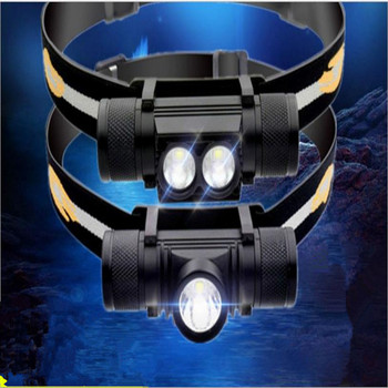 D10 / D25 Mini Head Lamp XML LED Headlight White Light Headlamp USB Rechargeable 18650 Head Light For Hunting Fishing Camping panyue camping waterproof running head lamp light sensor headlamp xml t6 18650 usb rechargeable high power headlamp headlight
