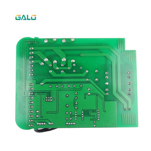 Image 5 - Sliding gate opener motor control unit PCB controller circuit board electronic card for KMP series